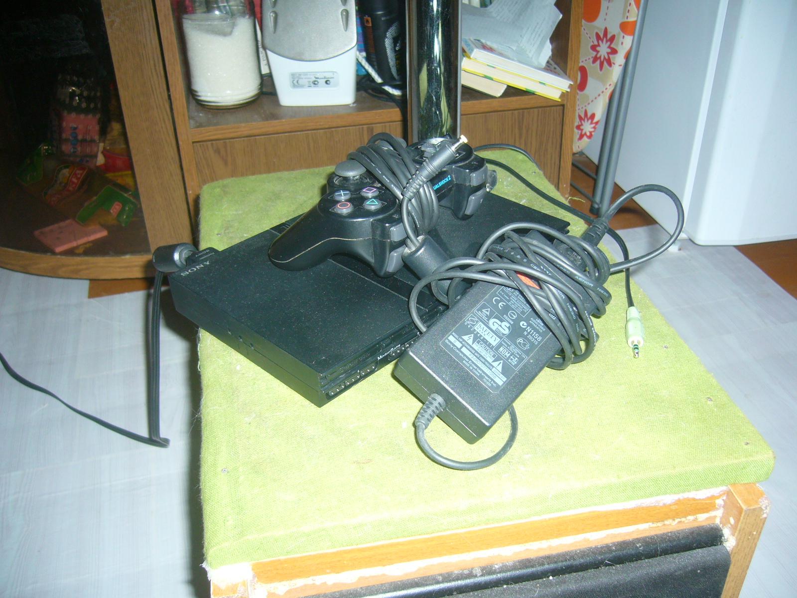 Прошивка\взлом консоли PS2. почти ни у кого нет чипованной приставки,да и с