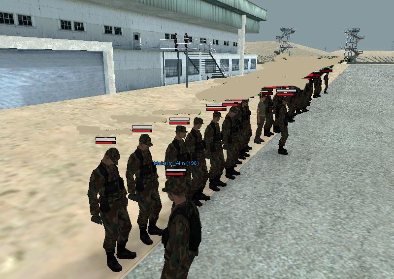 Army samp