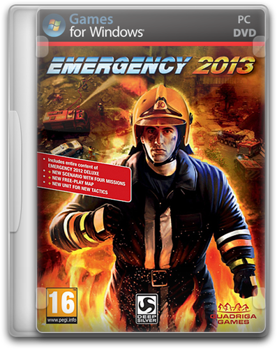 Emergency 2013 (2012) PC