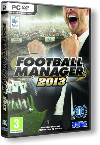 ������� Football Manager 2013 (Sega) (ENG/MULTI 12) [L]