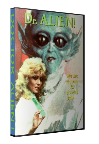 ������ ����� / Dr. Alien (1989) DVDRip