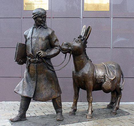 Интересные памятники Москвы