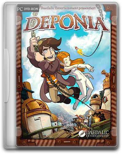 Deponia: Dilogy (2011-2012) PC