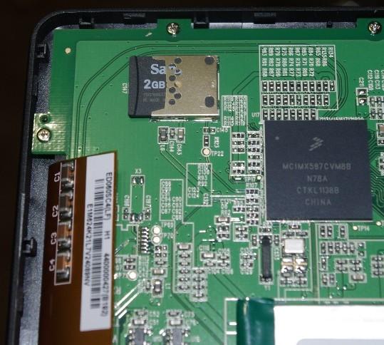 Разборка ридера PocketBook 611 Basic-6