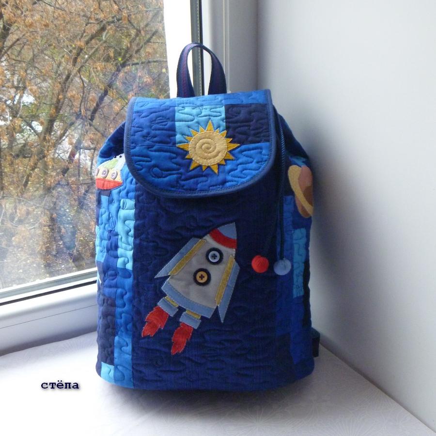 Как сшить детский рюкзак своими руками мастер класс