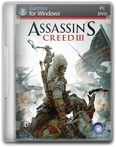 Assassin's Creed 3 (Ubisoft Entertainment / Акелла) (Rus) [Rip] от Audioslave