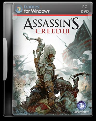 Assassin's Creed 3 (Акелла) (Rus) [Rip]