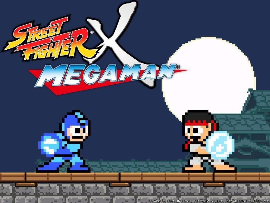 Анонсирован Street Fighter X Mega Man 1ae460567af8ad6f95e9c63438f7c4b8