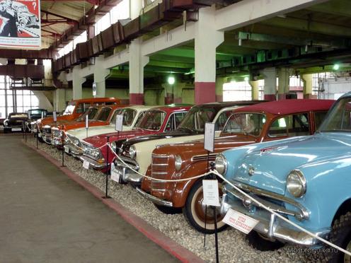 Музеи автомобилей в Москве - адрес, часы работы, фото, отзывы
