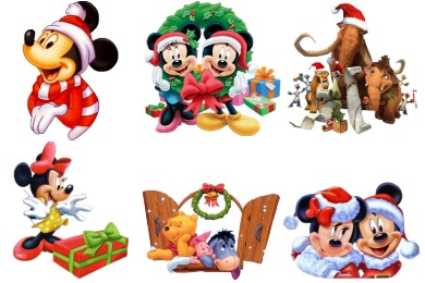 Бесплатные новогодние иконки