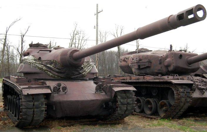 Т54Е1 - Средние танки - Официальный форум игры World of Tanks - Страница 17