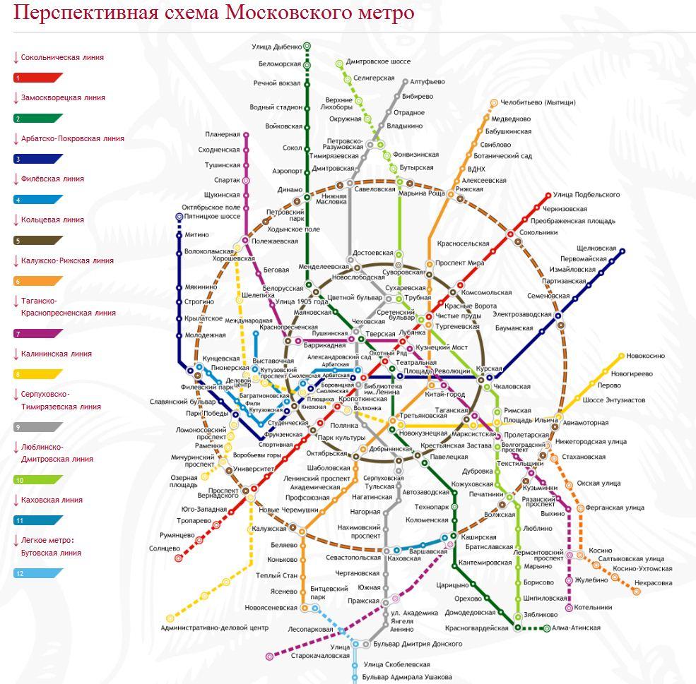 Мкжд официально стала вторым кольцом метро.