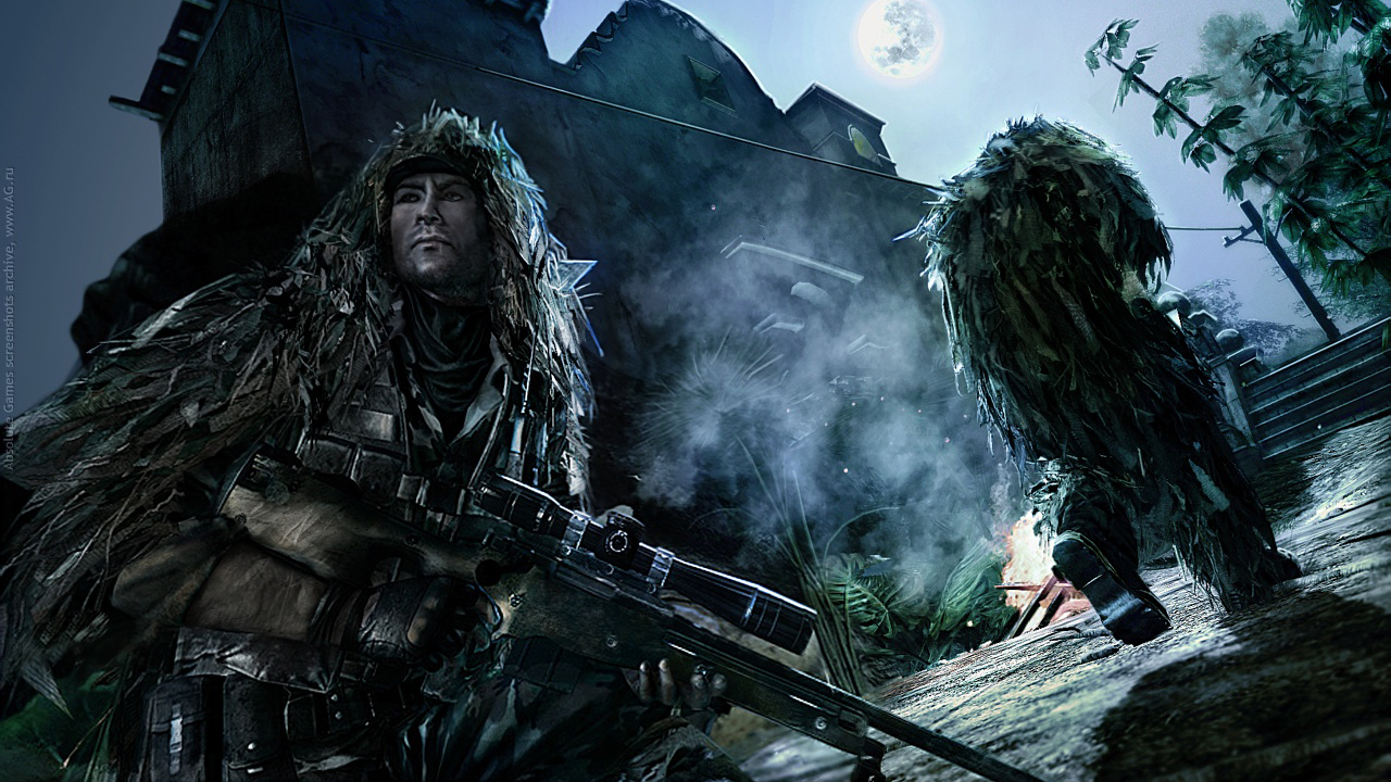 Sniper: Ghost Warrior [Ru] (RePack/1.3.0.0) 2010 | Audioslave