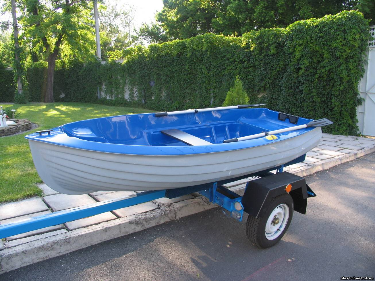 лодки грузоподъемностью до 200 кг