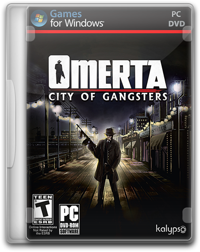 Omerta: City of Gangsters (2013) PC | Repack �� Audioslave