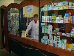 Аптечные товары будет продаваться в обычных магазинах