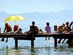 Солнце увеличивает риск аллергии и астмы