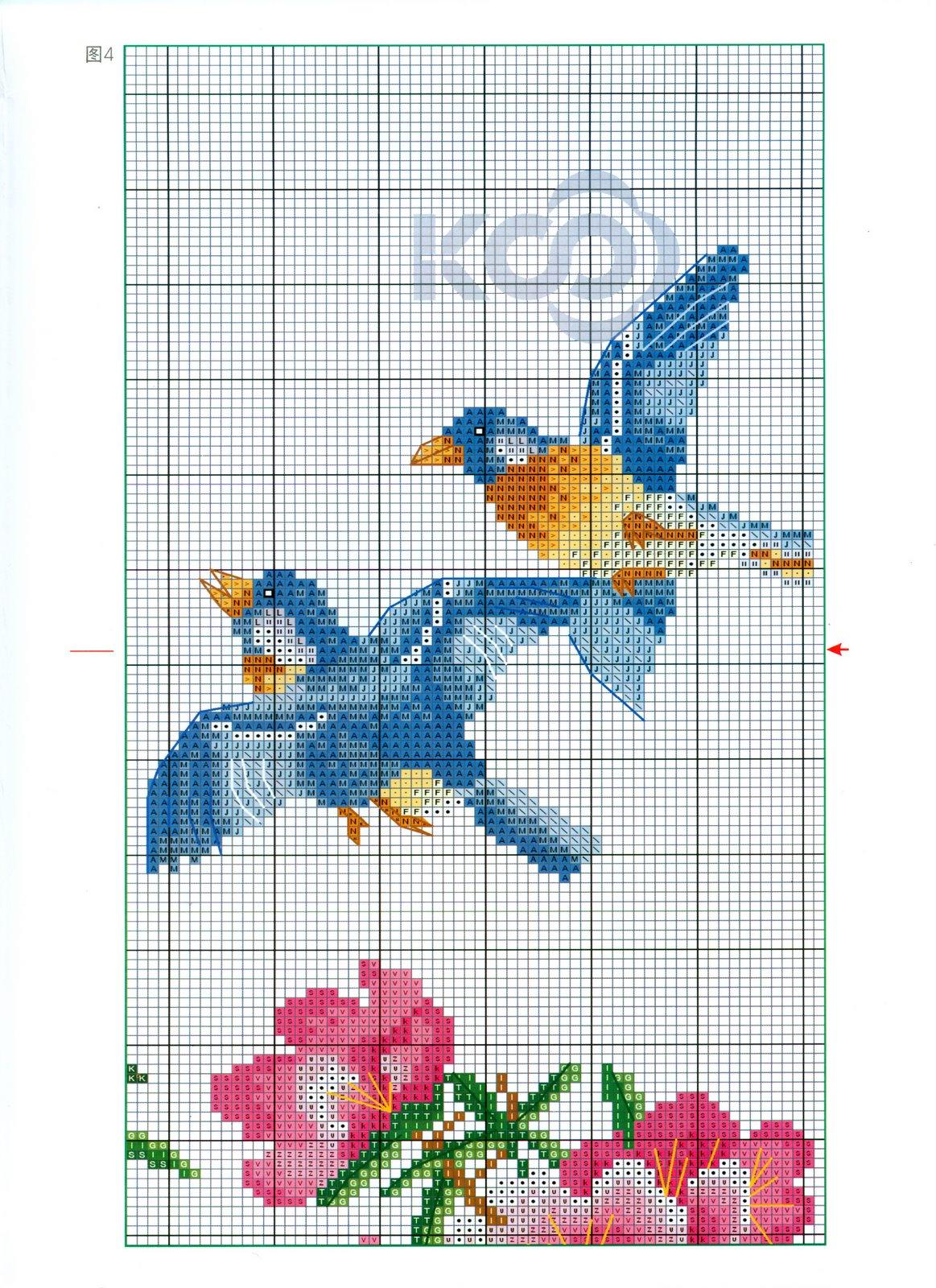 Схемы вышивки из Китая - купить схемы вышивки, цены, фото 38