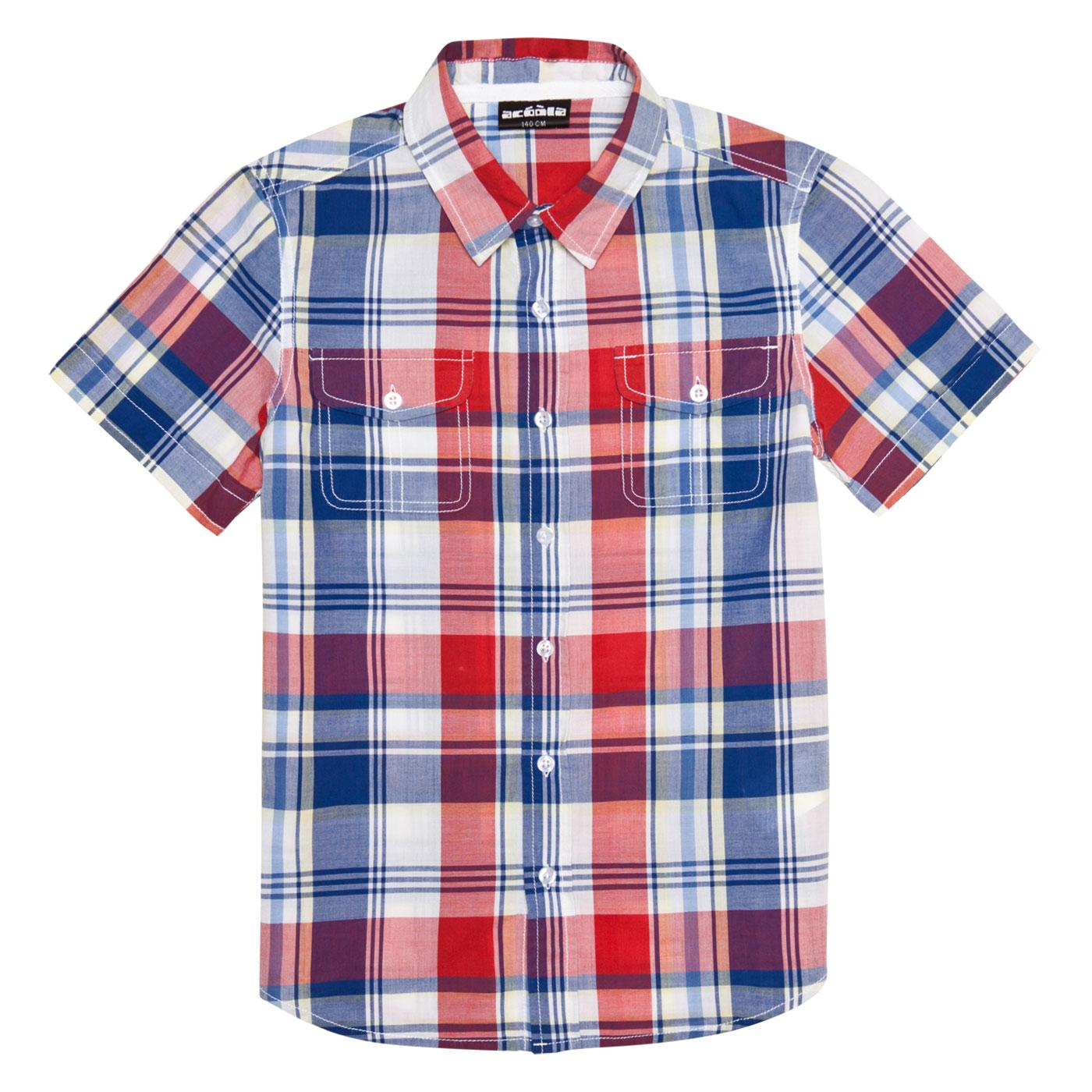 Купить рубашки для мальчиков 6