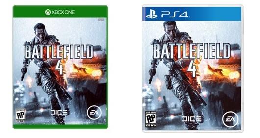 Бокс арты PS4 и Xbox One появились на сайте Battlefield 4 | Microsoft Battlefield