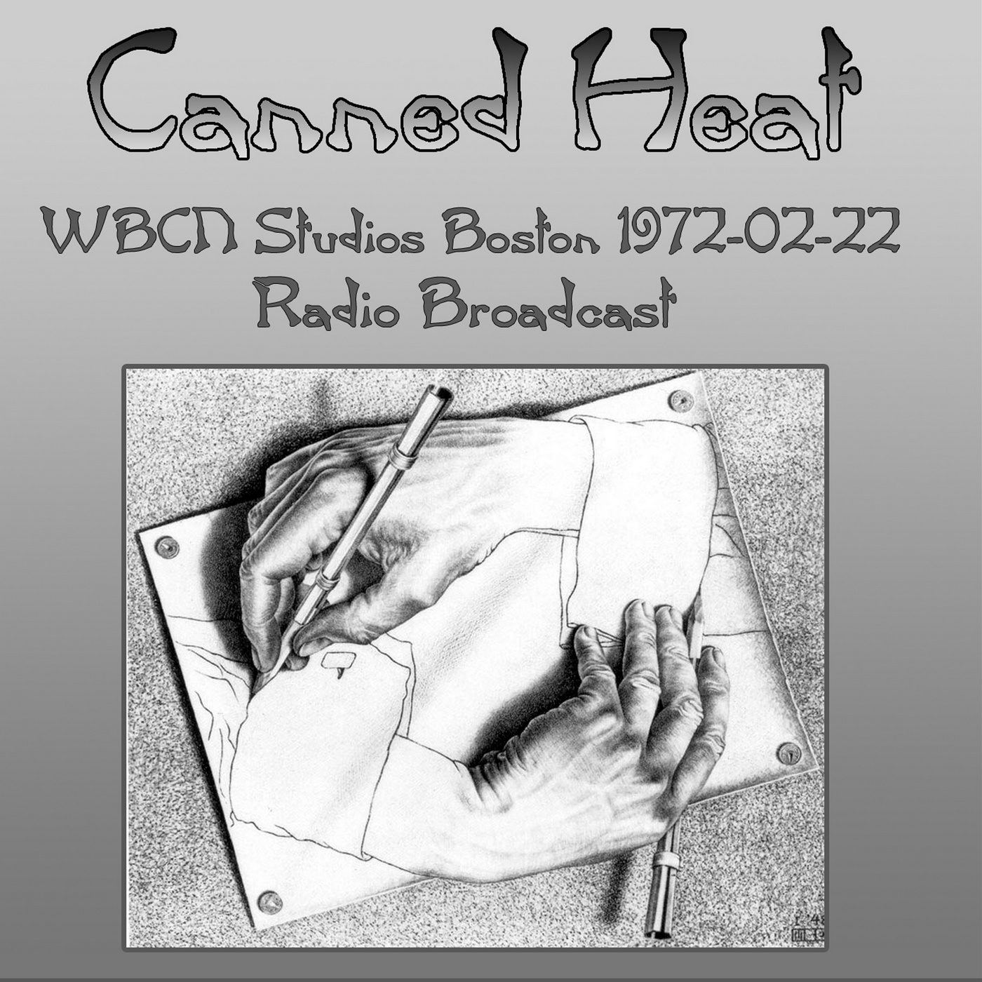 Canned Heat - WBCN Studios Boston - Radio Broadcast FM (1972)