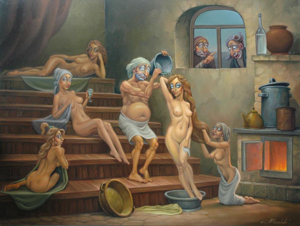 Посмотрим ра девок в бане фото 517-989