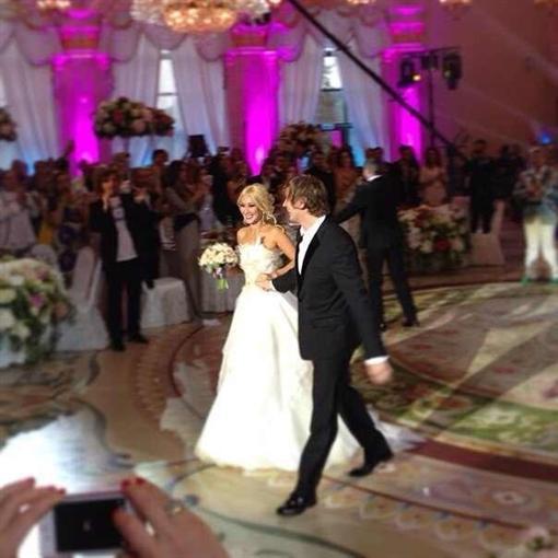 Свадьба Леры Кудрявцевой и Сергея Лазарева ходят слухи
