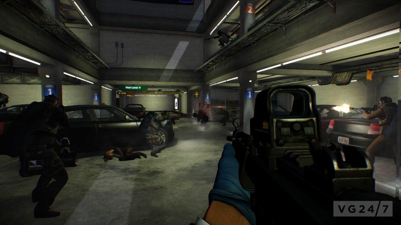 Новые скриншоты локаций PayDay 2 | Xbox 360 PC