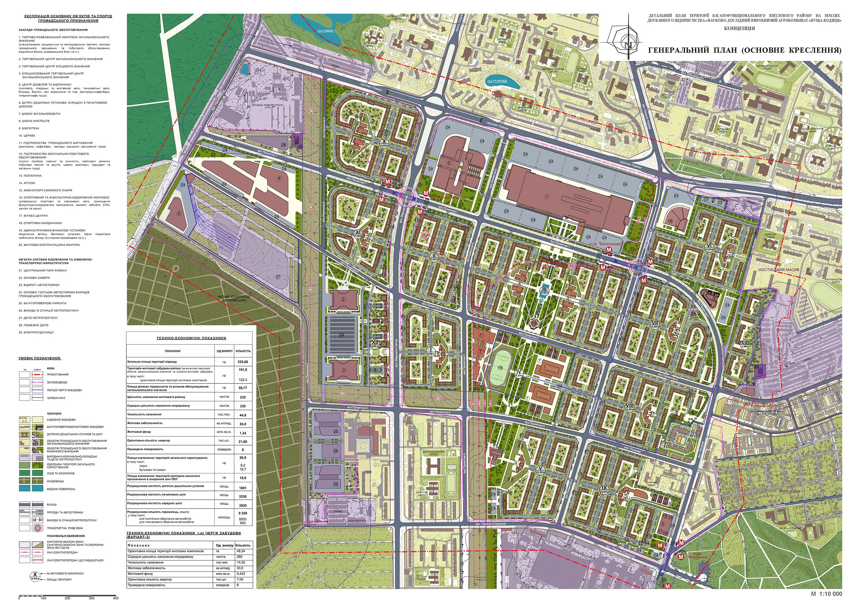 что построится в 104 мкр в будущем схема план