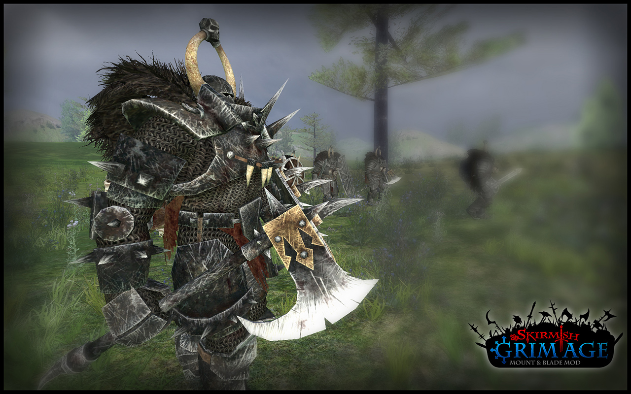 Скачать мод warhammer grim age