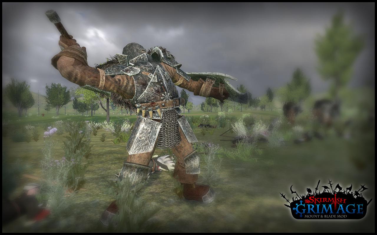 WB][B] GRIM AGE - Skirmish MOD is CLOSED