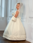 платья с рукавами фонарик фото