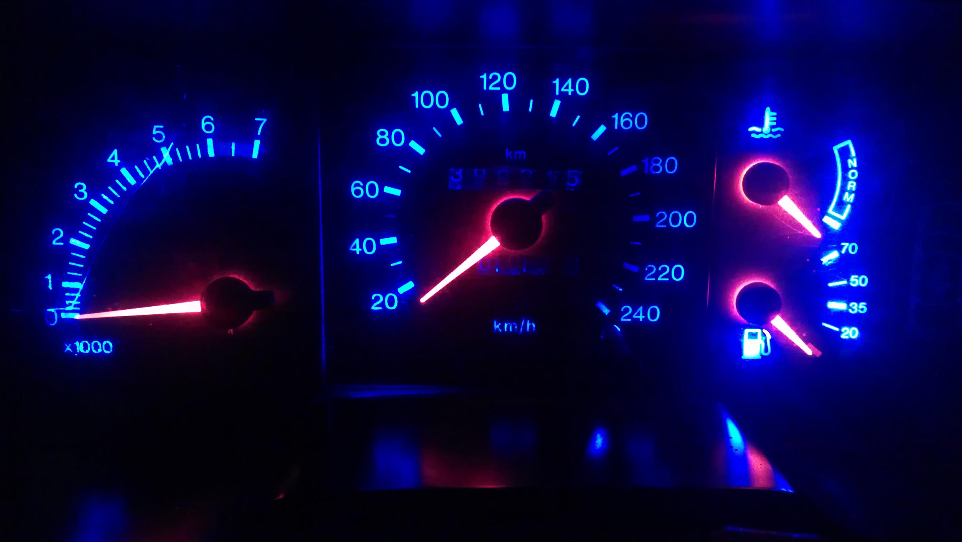 тюнинг фар на форд скорпио 1 #10