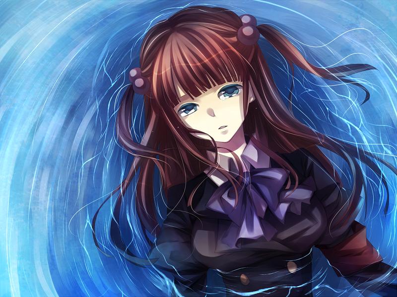 anime blue eyes on Tumblr