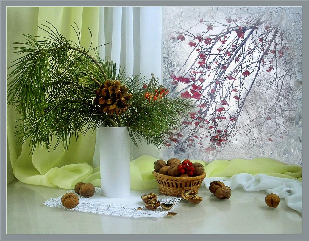 Картинки с добрым утром морозным красивые